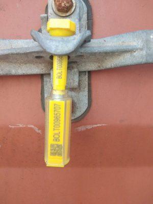 Seal hãng tàu